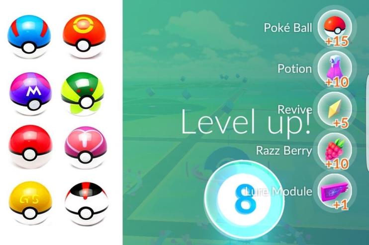 3 cách kiếm Pokeball nhanh nhất trong game Pokémon Go