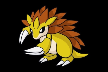 Pokemon Sandslash